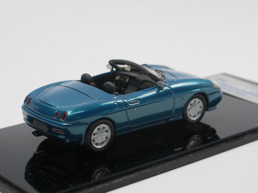 Fiat Barchetta 1995 gruen Modellauto Starline 1:43