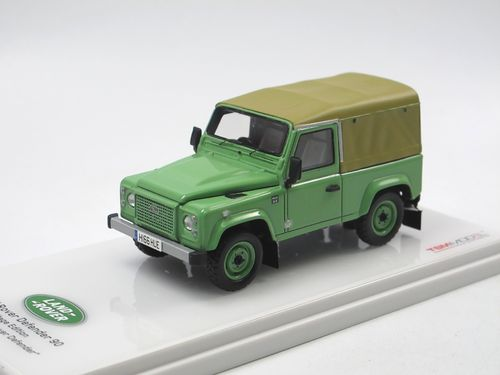 "TSM Model The Last Land Rover Defender 90"" Heritage 1/43"