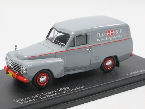 Trofeu Nordic Collection Volvo PV445 Duett D.D.S.F. 1/43
