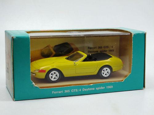Rio 1969 Ferrari 365 Gts 4 Daytona Spider Gelb Modellauto 1 43