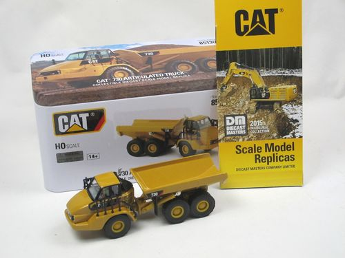 Diecast Masters CAT 730 Articulated Dump Truck 1/87