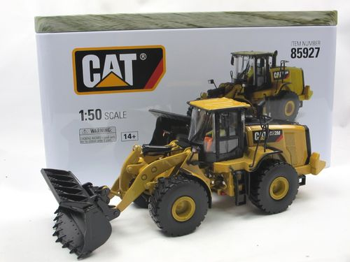 Diecast Masters CAT 972M Radlader Wheel Loader 1/50