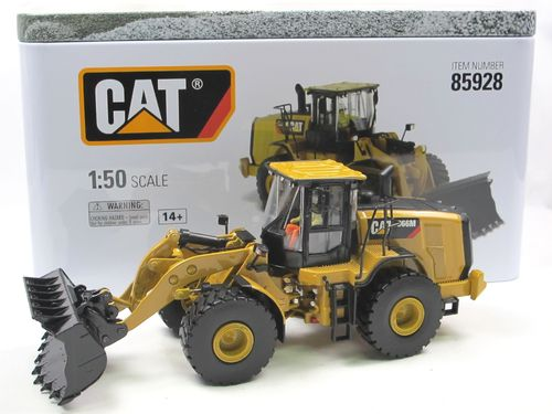 Diecast Masters CAT 966M Radlader Wheel Loader 1/50