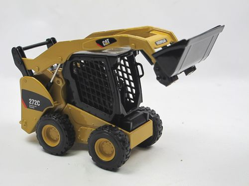 NORSCOT CAT 272C Kompaktlader Skid Steer Loader 1/32