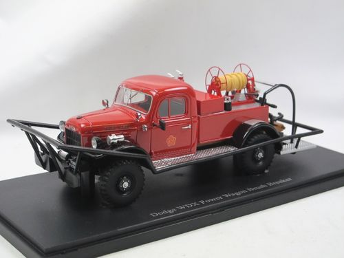 AutoCult 1946 Dodge WDX Power Wagon Brush Breaker 1/43