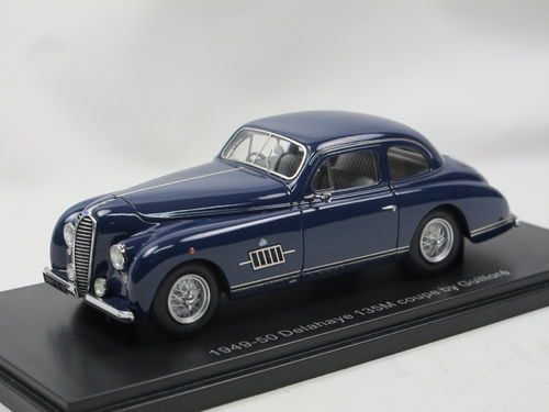 ESVAL MODELS 1949 Delahaye 135M Coupe by Guillore 1/43
