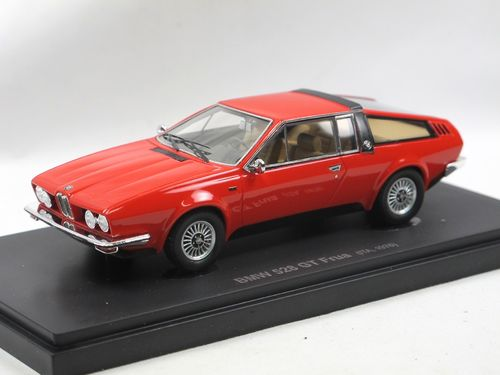 Avenue 43 1976 BMW 528 GT Frua Concept Car 1/43