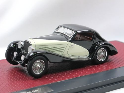 Matrix 1933 Alfa Romeo 6C 1750 GS Figoni Coupe 1/43