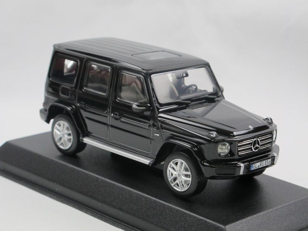 Mercedes G-Klasse  2018 schwarz 1:43 Norev 351341 neu /& OVP