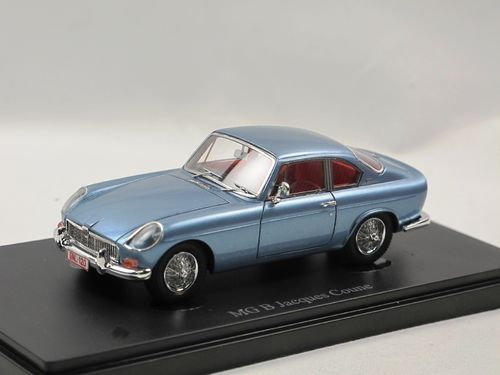 AutoCult 1964 MG B Coupe by Jacques Coune 1/43