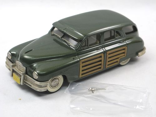 Brooklin 1948 Packard Station Sedan BCC 1993 green 1/43
