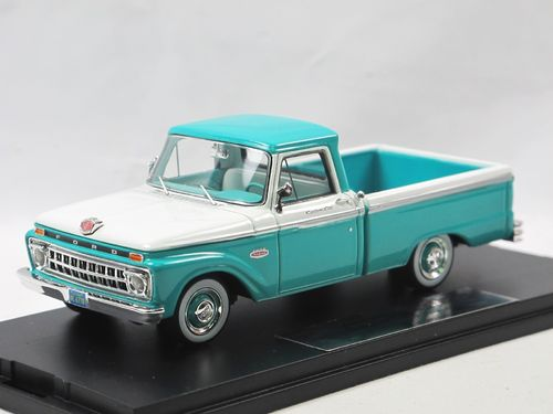 Goldvarg 1965 Ford F-100 Pick Up Turquoise 1/43