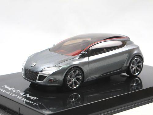 1:43 Provence Moulage NOREV DIECAST PM0026 Genova Renault Mégane Coupé Concept