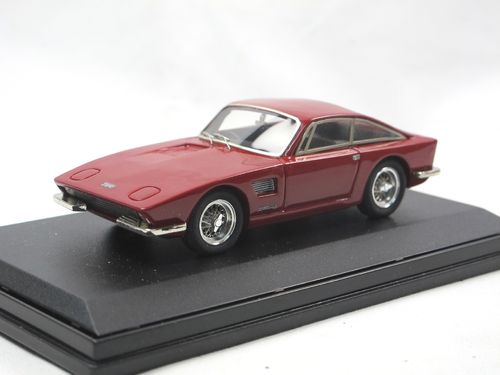 Rialto Models 1966 TVR Trident Fissore Coupe red 1/43