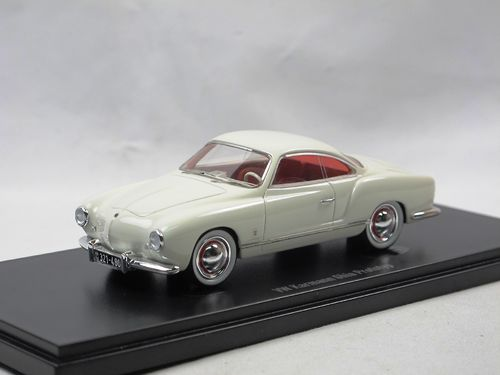 AutoCult / Masterpiece 1953 VW Karmann Ghia Prototyp 1/43