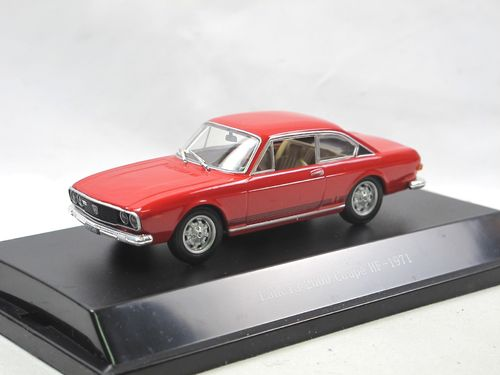 Starline Models 1971 Lancia 2000 Coupe HF rot 1/43