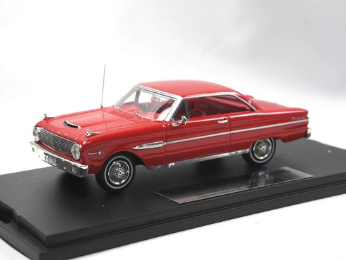 Goldvarg Collection 1963 Ford Falcon Sprint  Red 1/43