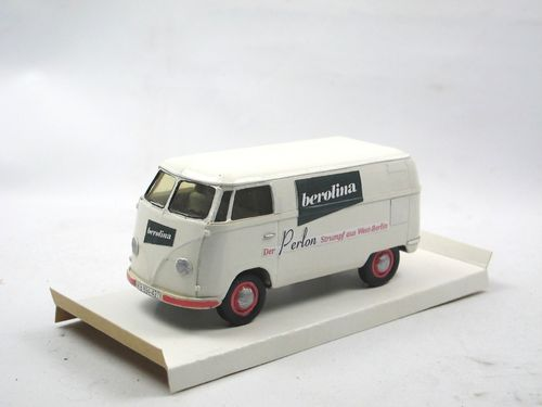 KIT TOYS 1952 VW T1 Kastenwagen Card Model 1/43