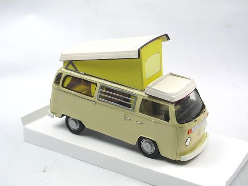 KIT TOYS 1977 VW Westfalia Camper Dachfunktion 1/43