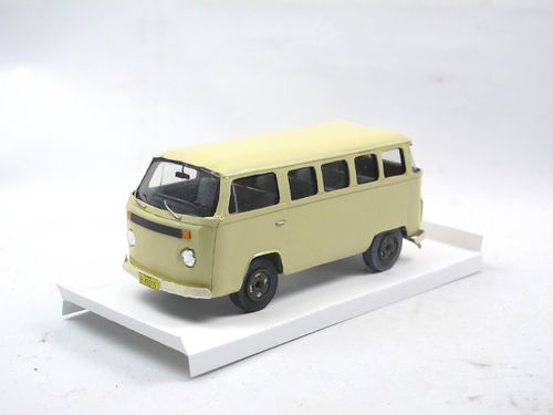 KIT TOYS 1978 VW T2 Bus Volkswagen do Brasil Karton 1/43