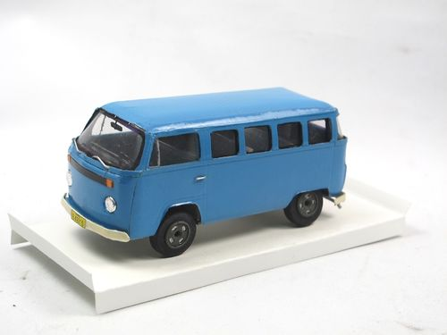 KIT TOYS 1978 VW T2 Bus Volkswagen do Brasil blue 1/43