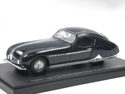 AutoCult 1949 Talbot Lago T26 Grand Sport Coupe 1/43