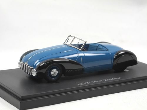 AutoCult 1949 BMW 340/1 Roadster Prototyp 1/43