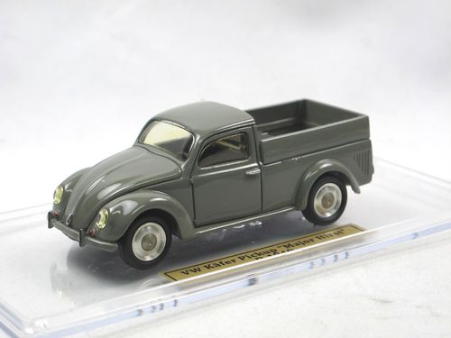 "Ministyle 1949 VW Käfer Pickup ""Major Hirst"" 1/43"