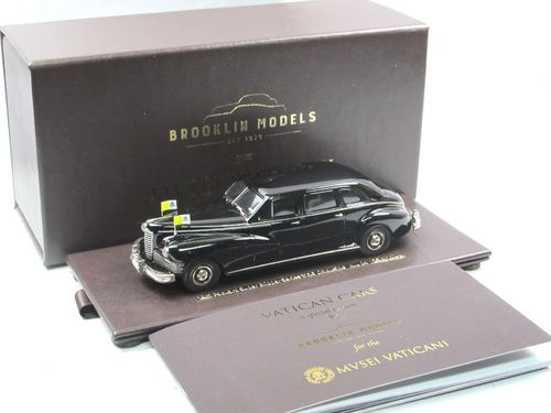 Brooklin 1947 Packard Super Clipper Limousine Vatikan 1/43