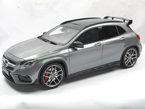 GT Spirit 2016 Mercedes-AMG GLA 45 X156 Mountain Grey 1/18