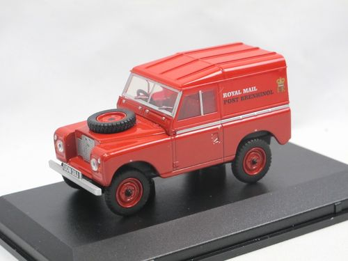 Oxford Diecast Land Rover Series IIA SWB Royal Mail 1/43
