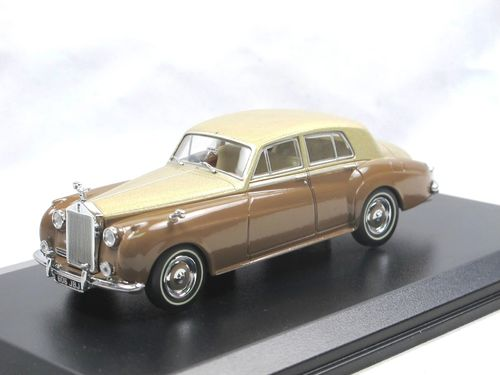 Oxford Diecast Rolls Royce Silver Cloud I Sand Sable 1/43