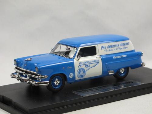 Goldvarg 1953 Ford Courier Pan American Airways 1/43