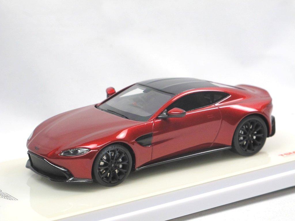 Tsm Model 2018 Aston Martin Vantage Hyper Red Modellauto 1 43