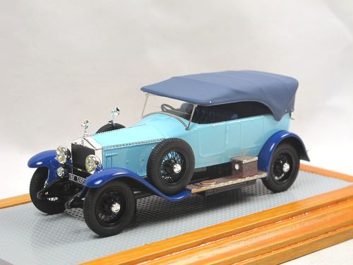 Ilario 1924 Rolls Royce Torpedo Tourer Million Guiet 1/43