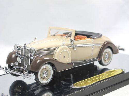 Signature Models 1937 Maybach SW 38 Cabriolet Spohn 1/43