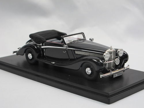 ESVAL 1938 Maybach SW 38 Cabriolet A Spohn offen 1/43