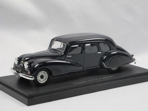 Autocult 1948 Citroen 15 CV Traction Avant 15/6 by Antem 1/43