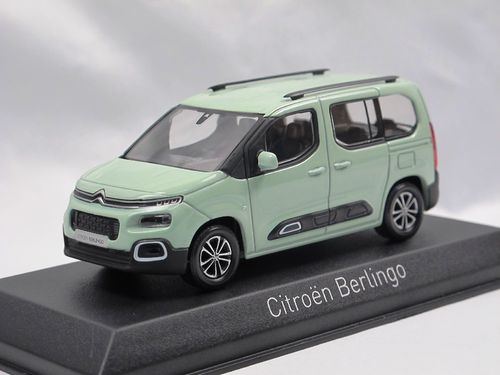 Norev 2018 Citroen Berlingo Aqua Green 1/43