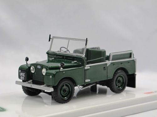 TSM Model 1954 Land Rover Series I Winston Churchill 1/43