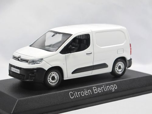 Norev 2018 Citroen Berlingo Van white 1/43