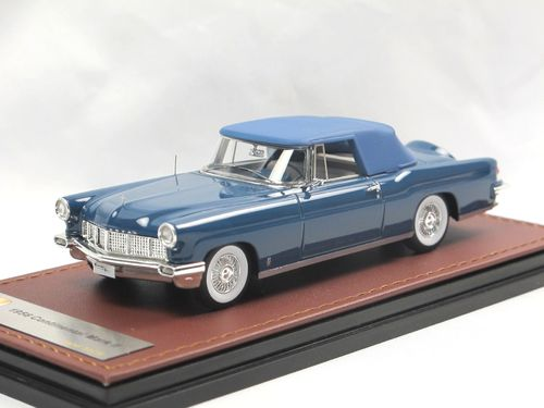 GLM 1956 Lincoln Continental Mark II Convertible Top Up 1/43