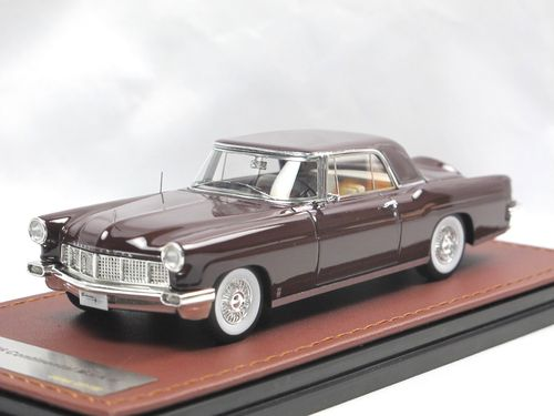 GLM 1956 Lincoln Continental Mark II Convertible Hardtop 1/43