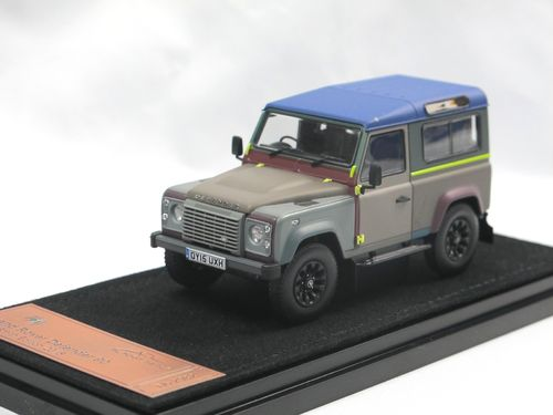 Almost Real Land Rover Defender Paul Smith Edition 2015 1/43