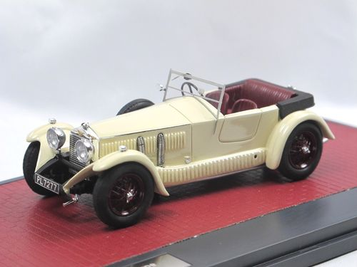 Matrix 1930 Invicta 4.5 Low Chassis S-Type open 1/43