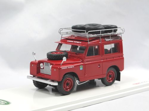 TSM Model 1964 Land Rover Series I Scuderia Filipinetti 1/43