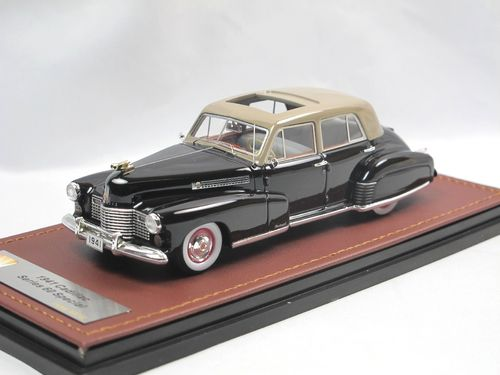 GLM 1941 Cadillac Series 60 Special black 1/43