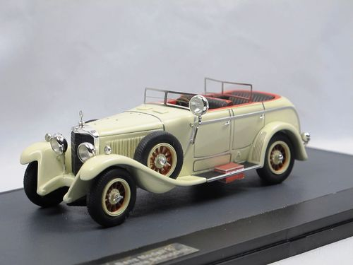 Matrix 1926 Mercedes-Benz Model K Torpedo Saoutchik 1/43