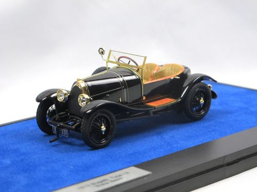 Matrix 1913 Bugatti Type 18 Two-Seater Black Bess 1/43