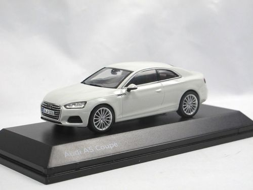 Minimax 2016 Audi A5 Coupe weiß 1/43
